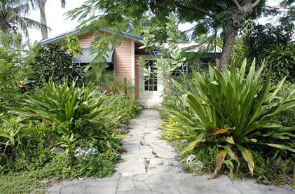 Haskell's House - a vegetarian and environmentally friendly rental cottage in Fort Lauderdale, Florida.  Weekly and Monthly vacation rentals are available at this cute, vegan, self-catering, environmentally-friendly, green, and chemically free cottage for strict vegetarian and chemically sensitive visitors.  Vacation rental, vacation home, vacation house, vacation cottage, vacation cabin, florida vacation rental cottage, florida vacation rental cabin, florida vacation rental home, florida vacation rental house, south florida, broward county, palm beach county, Fort Lauderdale, South Florida, vegetarian vacation cottage for rent, vegetarian vacation home for rent, vegetarian vacation cabin for rent, vegetarian vacation house for rent, florida vacation cottage for rent, florida vacation cabin for rent, florida vacation house for rent, florida vacation home for rent
